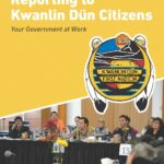 Reporting to Kwanlin Dün Citizens