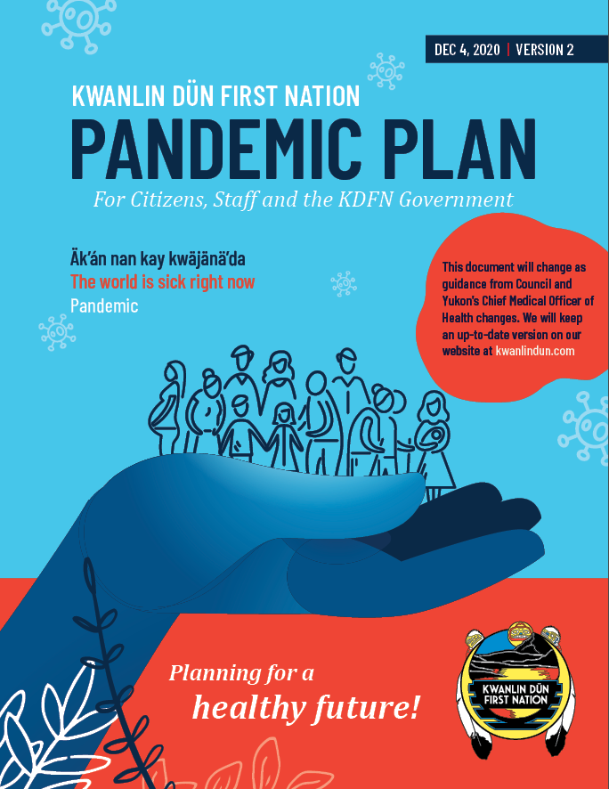Pandemic Plan Cover
